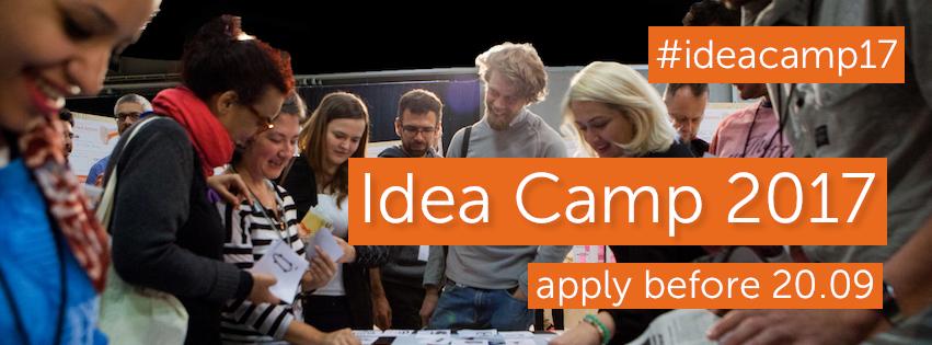 Idea Camp 2017