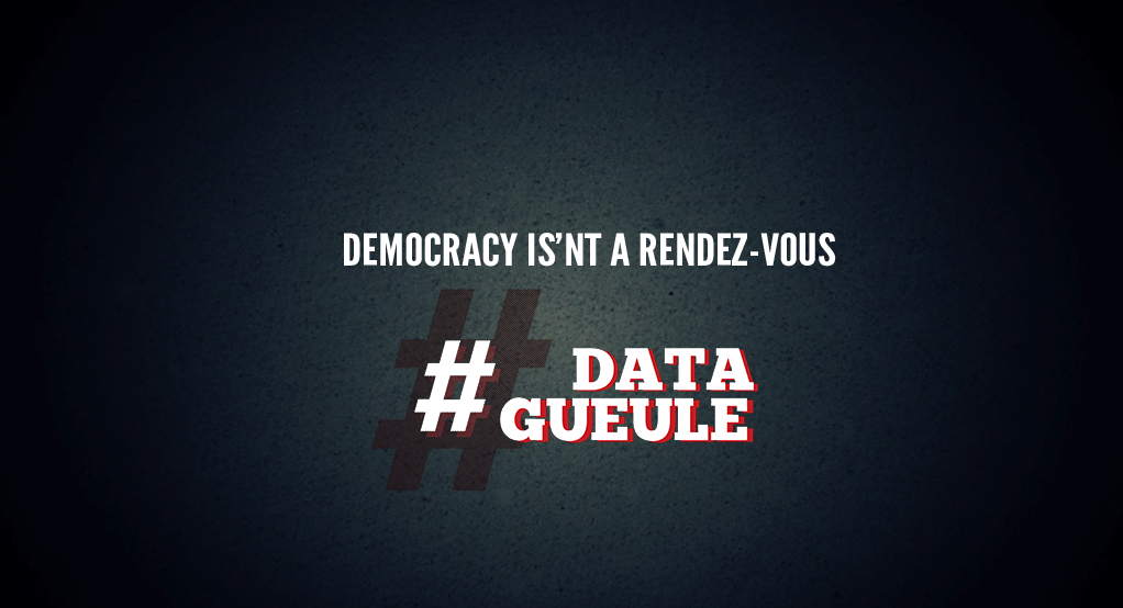 Crowdfunding for our new documentary : Democracy isn't a rendezvous
