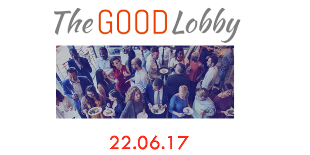 The Good Lobby – Inaugural event