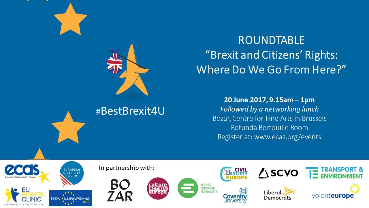 Brexit and Citizens' Rights: Where Do We Go From Here?