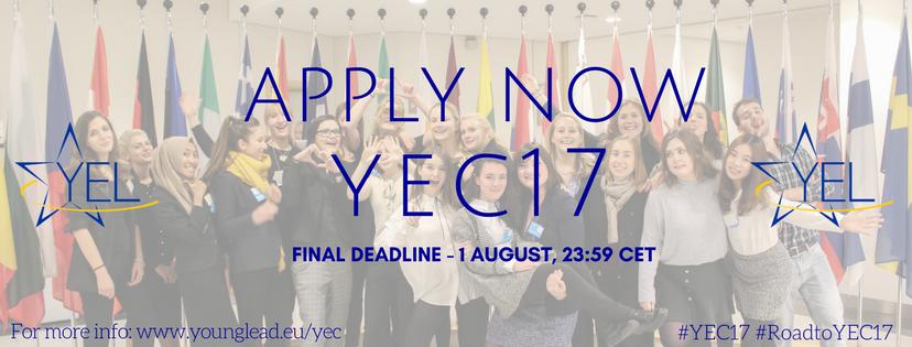 Young European Council 2017