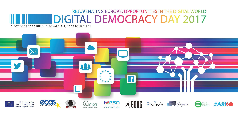 Digital Democracy Day 2017