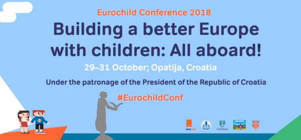 Building a better Europe with children: All aboard!