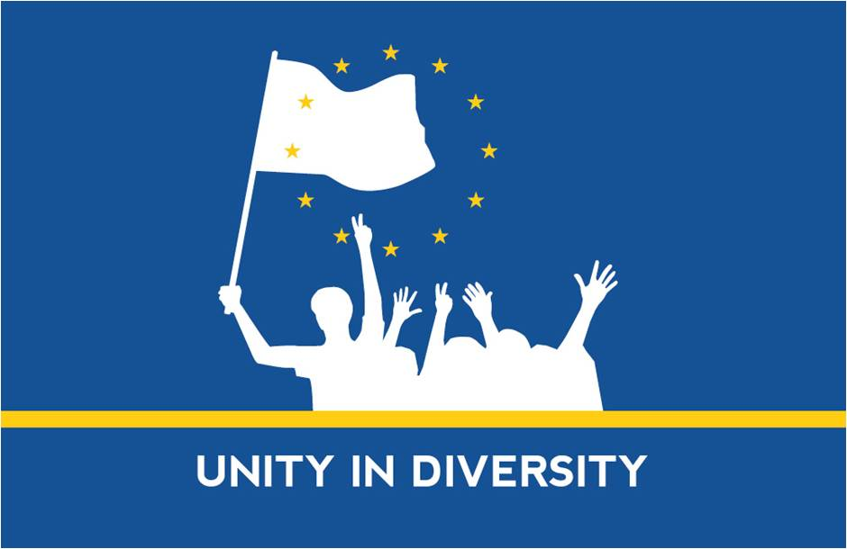 Let's celebrate a united Europe massively and annually on Europe day!