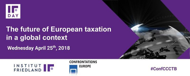 The future of European taxation in a global context