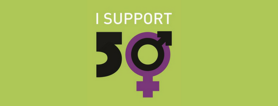 [Petition] Time to (RE)shape power! 50/50: Women for Europe, Europe for Women!