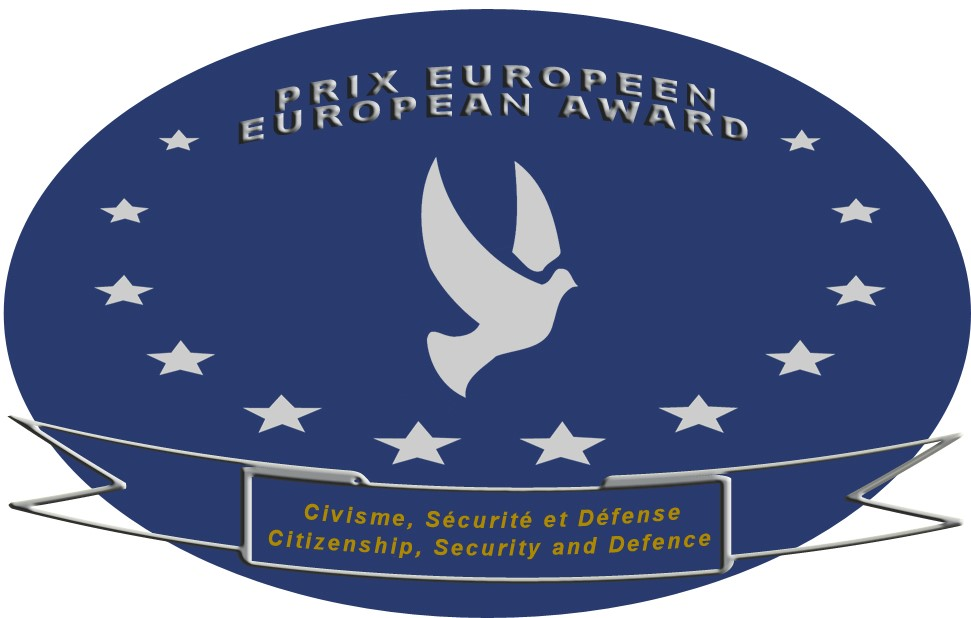 """European Award for """"Citizenship Security and Defence"""""""