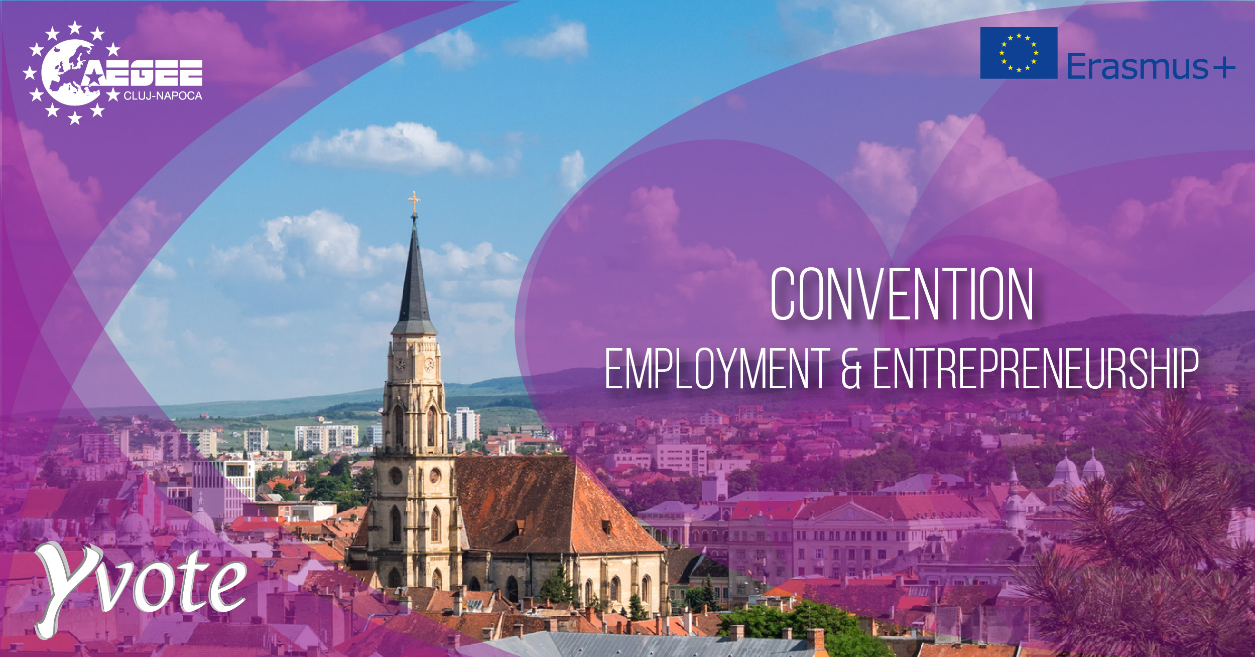 Y Vote Convention on Employment and Entrepreneurship