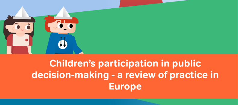 Children's participation in public decision-making: A review of practice in Europe