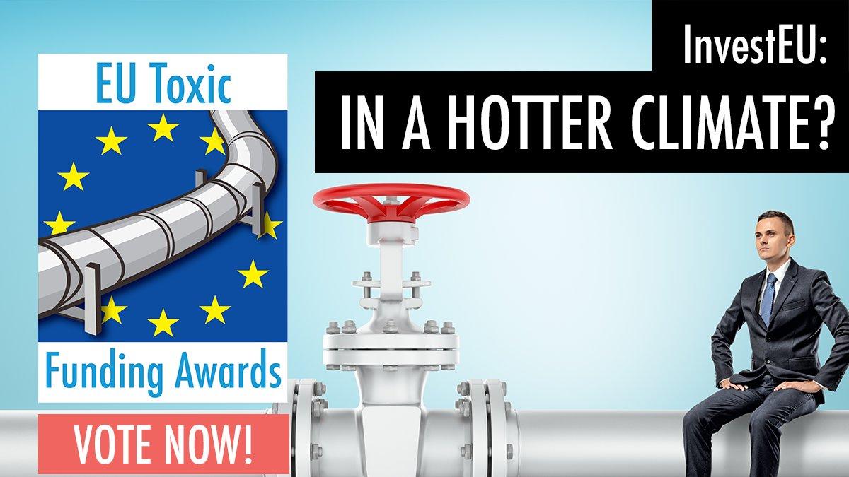 Vote Now! EU Toxic Funding Awards