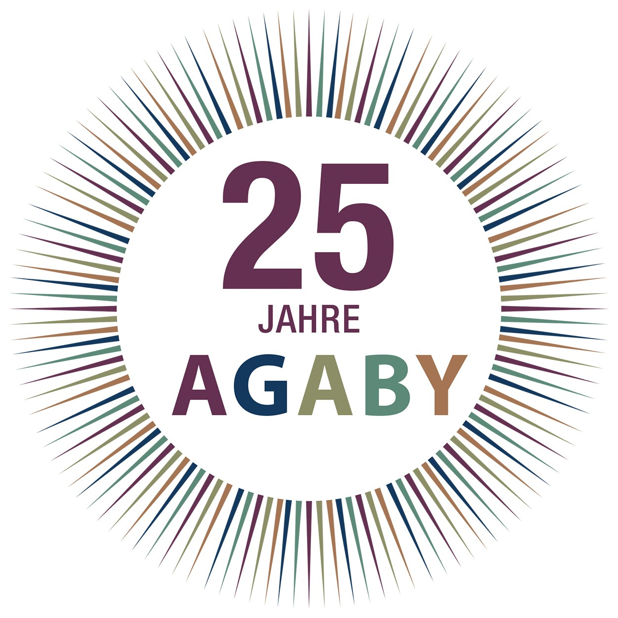 25th anniversary of AGABY