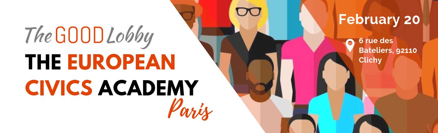 The European Civics Academy in Paris