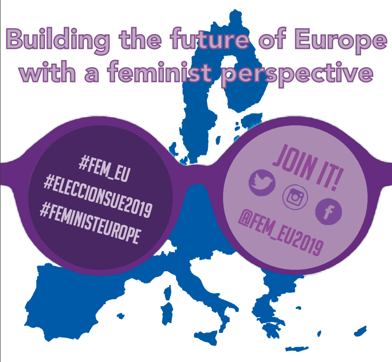 Building the future of Europe with a feminist perspective