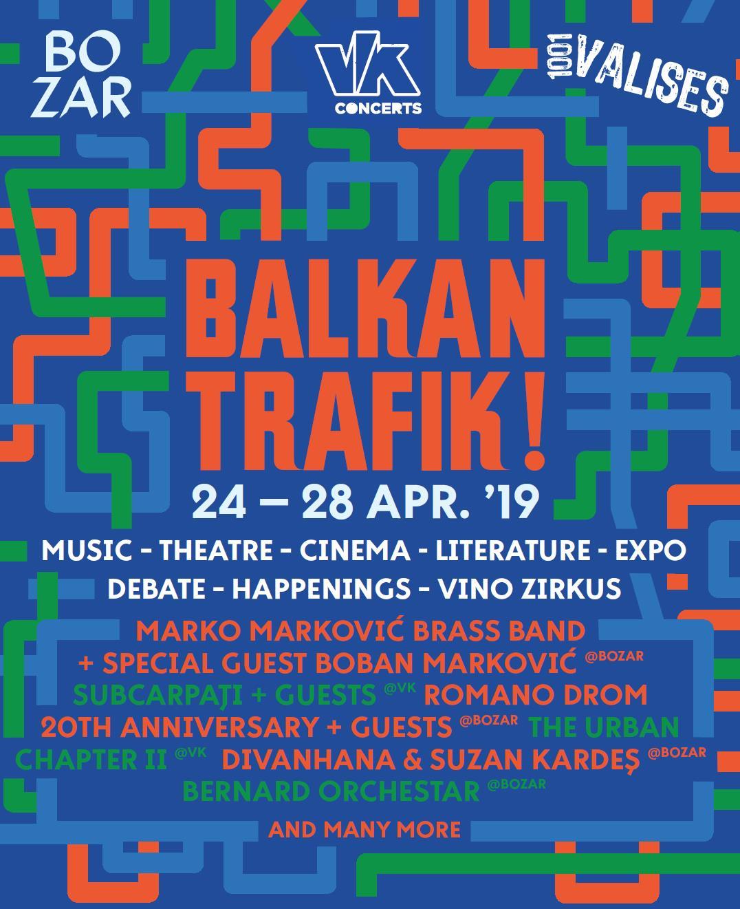 Balkan Trafik!