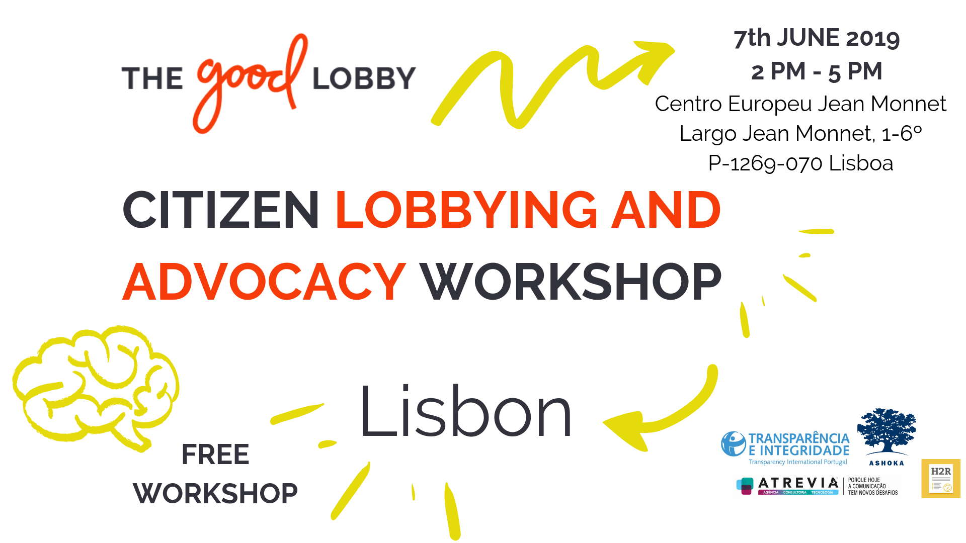 Citizen Lobbying and Advocacy Workshop