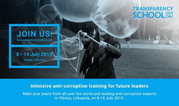 Transparency School 2019