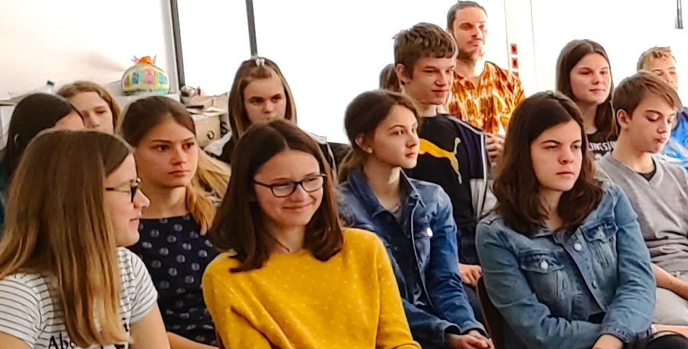 """Feeling Europe"" Youth Workshops"