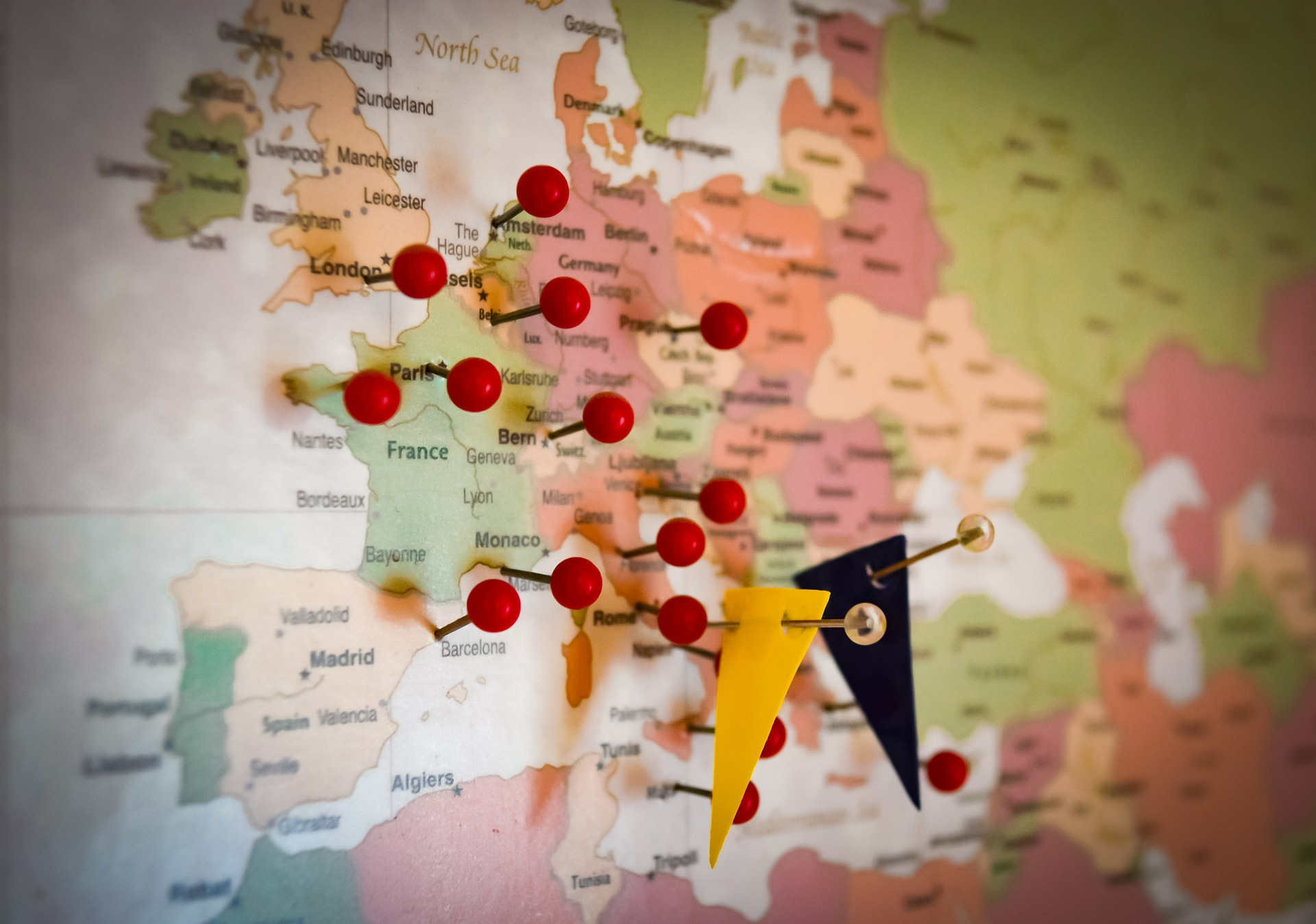 Take your chance: Freiwilligendienst in Europa