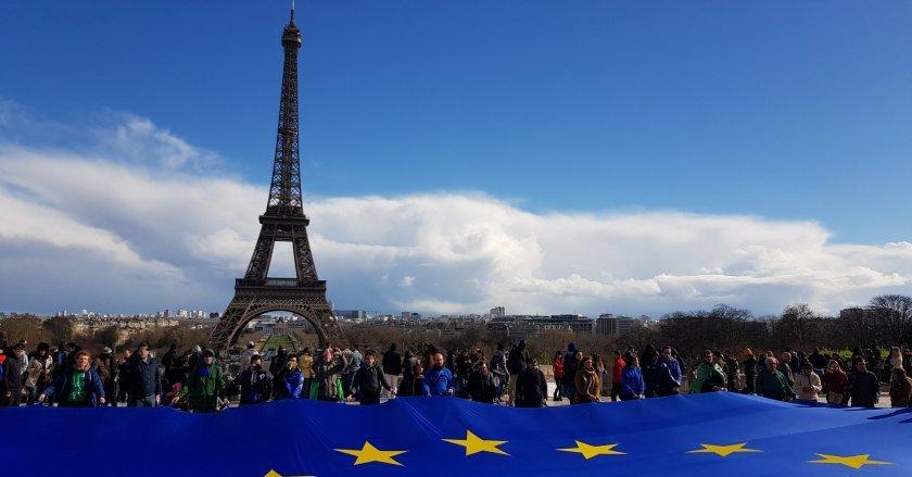 React to Europe!