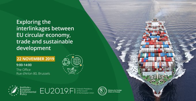 Trade, sustainable development and circular economy