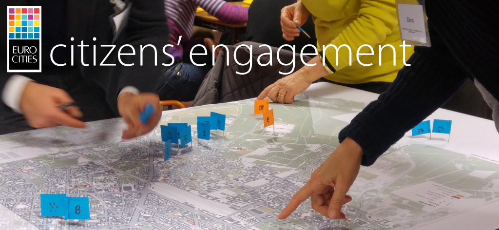 Let's do it together! Citizens engagement at local level