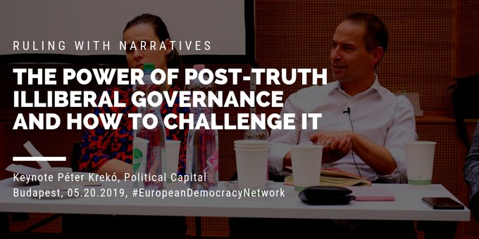 [Podcast] The power of post-truth illiberal governance and how to challenge it