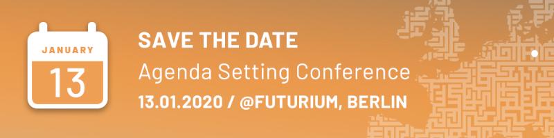 European Hub for Civic Engagement | Agenda Setting Conference