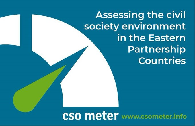 CSO Meter- Assessing the civil society environment in the Eastern Partnership Countries