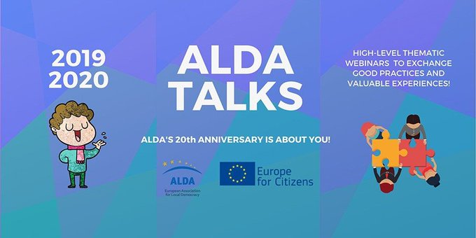 ALDA Talks: Sustainable Development Goals: how we are all engaged with them