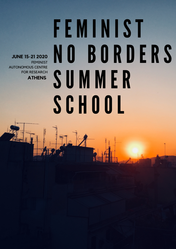 Feminist No Borders Summer School