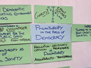 [Podcast] Philanthropy for democracy-related projects in Europe