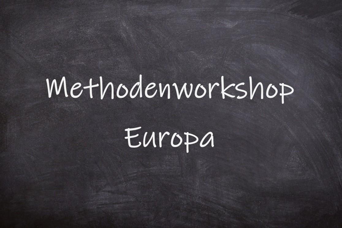 """Fortbildung """"Methodenworkshop Europa"""""""