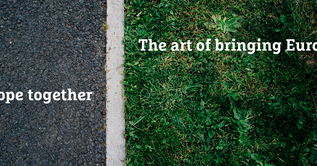 [Call for Projects – Allianz Kulturstiftung for Europe] The art of bringing Europe together