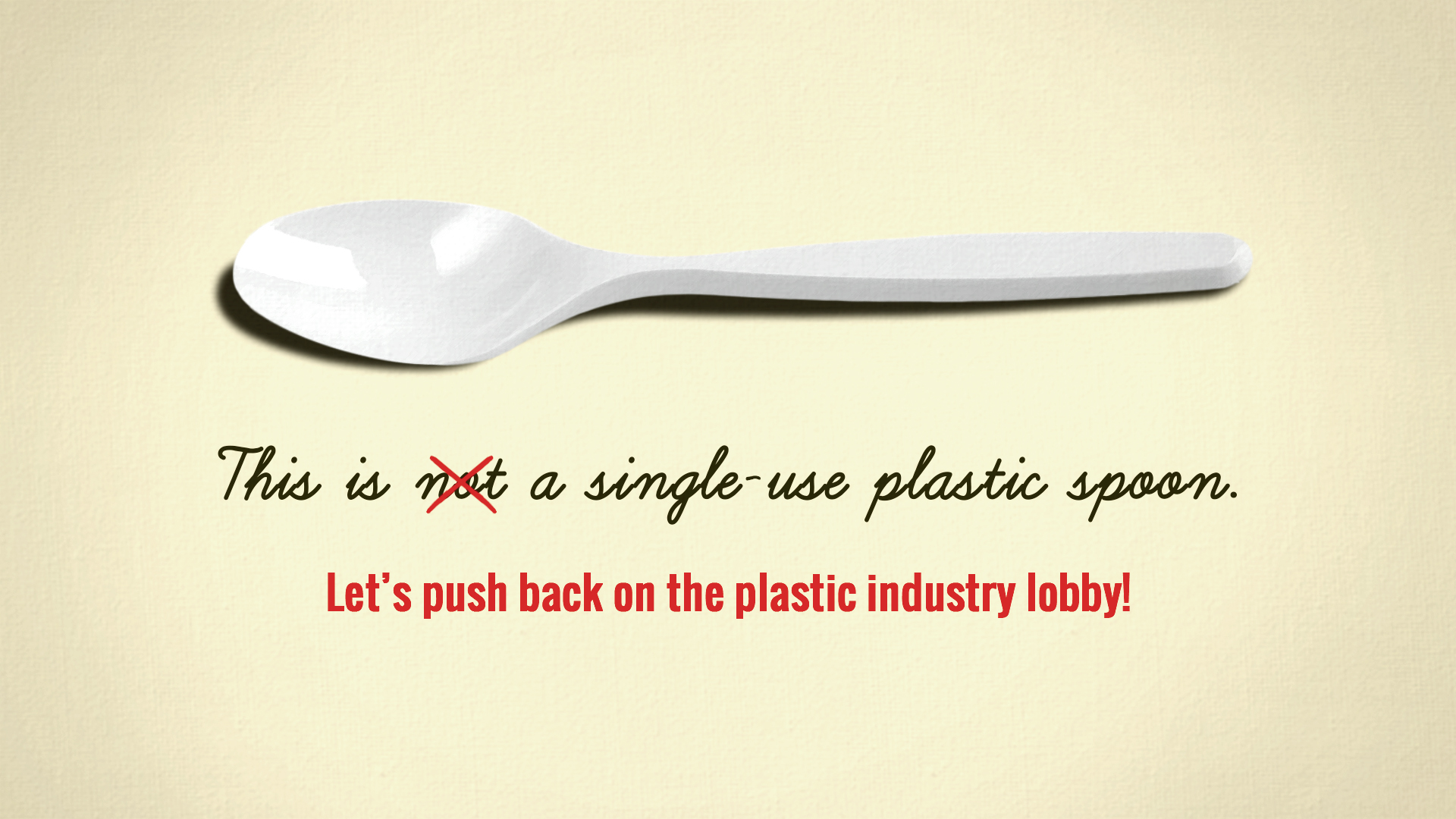 [Petition] Act now: single-use plastics ban under threat
