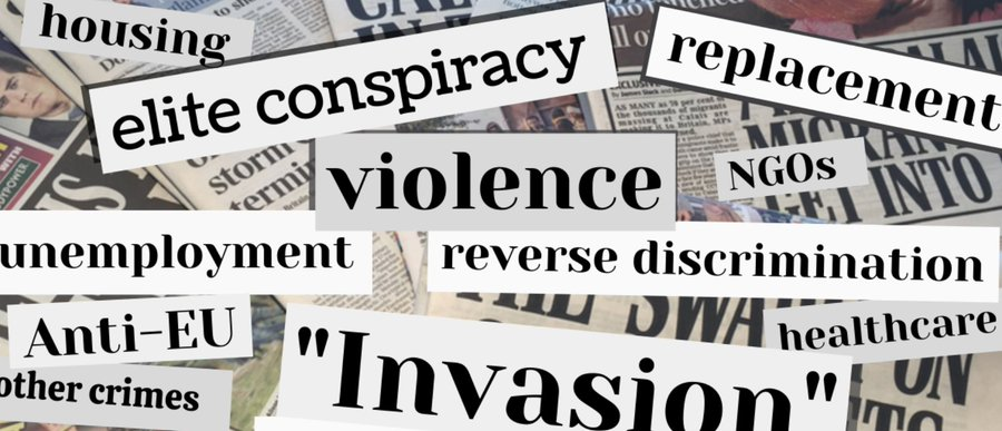Fear and lying in the EU: Fighting disinformation on migration with alternative narratives