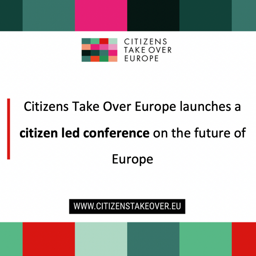 [Online] Launch of a Citizen-Driven Conference on the Future of Europe