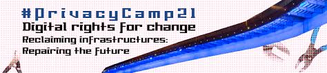 [Online] #PrivacyCamp21: Digital rights for change