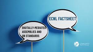 Factsheet on digitally-mediated assemblies and  UN standards