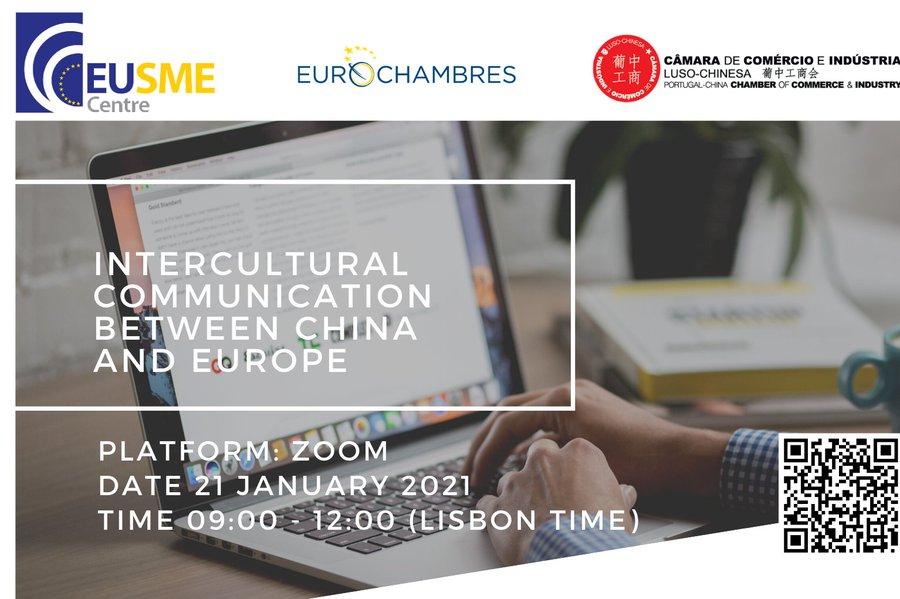 [Webinar] Intercultural Communication between China and Europe