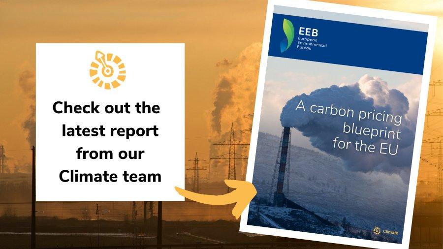 [Report] A Carbon Pricing Blueprint for the EU