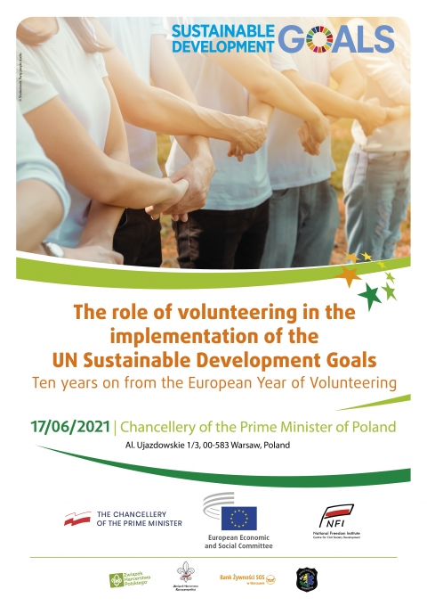 The role of volunteering in the implementation of the Sustainable Development Goals