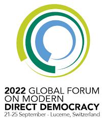 2022 Global Forum on Modern Direct Democracy