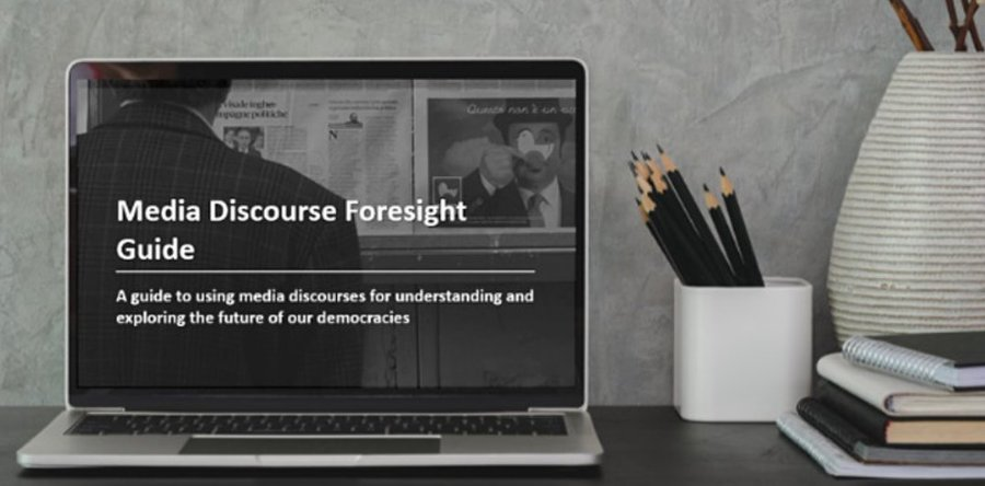 [Online] Media Discourse Foresight Guide – Launch Event